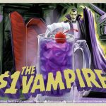 New Vampire Cocktail only $1 all October at Applebees